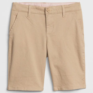 Gap Kids School Uniform Bermuda Shorts
